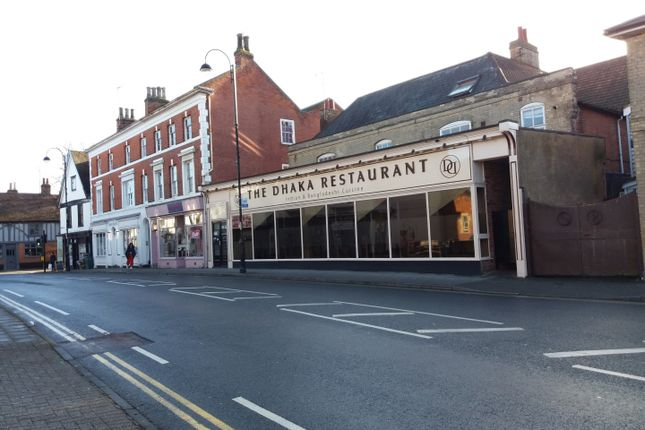 Thumbnail Restaurant/cafe for sale in 6-6A Orwell Place, Ipswich
