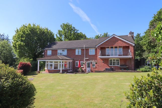 Thumbnail Detached house for sale in Greenwood Lane, Durley, Southampton
