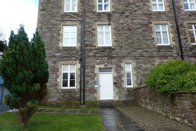 Thumbnail Flat to rent in Camden Court, Brecon