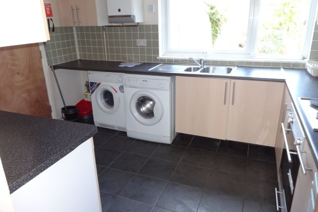 Thumbnail End terrace house to rent in Bosanquet Close, Uxbridge, Middlesex