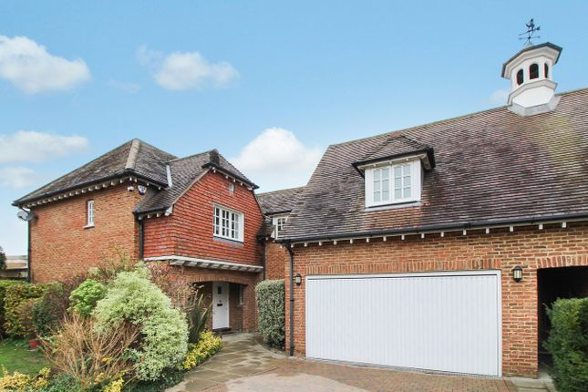 Thumbnail Detached house for sale in Laurel Gardens, Bickley, Bromley
