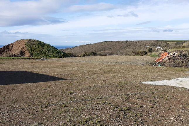 Plot 2 A of Brynhoffnant, Llangrannog, Llandysul SA44