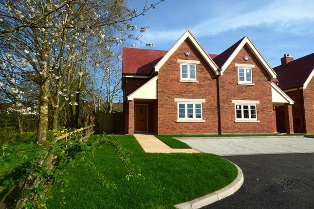 Thumbnail Semi-detached house to rent in St. Cassian's Way, Chaddesley Corbett, Worcester
