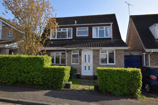 Thumbnail Detached house for sale in Matfield Close, Springfield, Chelmsford