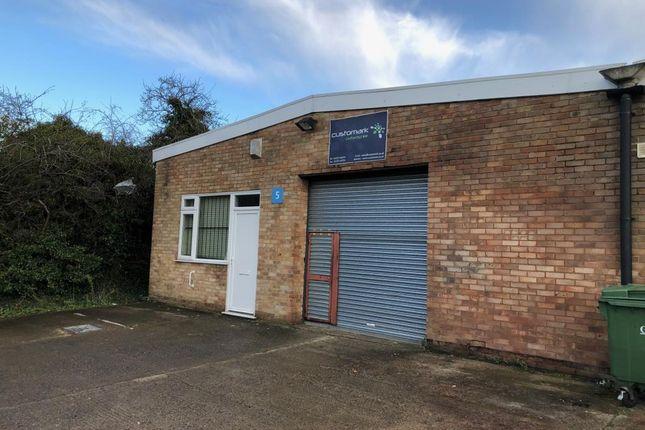 Thumbnail Industrial to let in Radley Road Industrial Estate, Abingdon