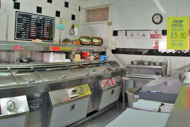 Thumbnail Property for sale in Fish & Chips HU9, East Yorkshire