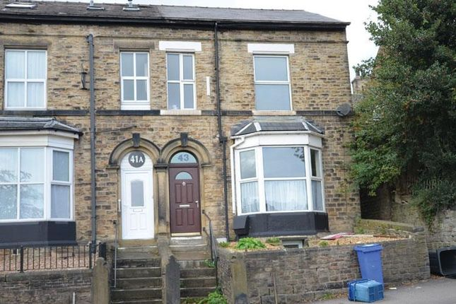 Thumbnail Property to rent in 43 Crookes Road, Broomhill, Sheffield