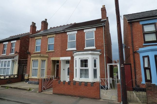 Thumbnail Semi-detached house for sale in Calton Road, Linden, Gloucester