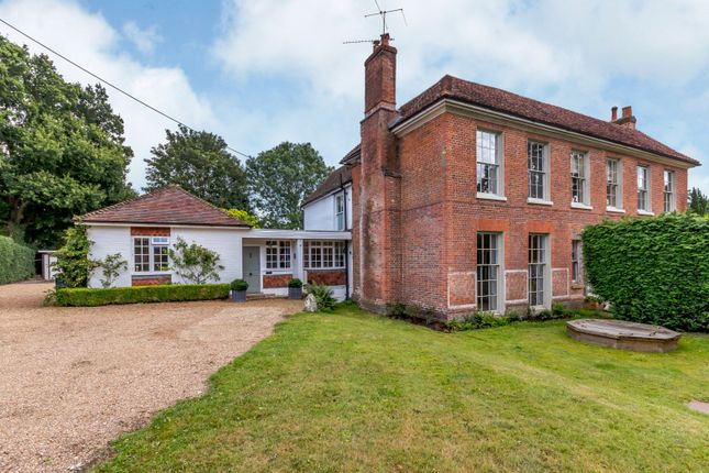 Thumbnail Property for sale in The Old Rectory, Church Lane, Ash