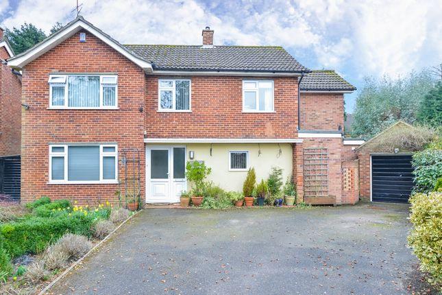 Thumbnail Detached house to rent in Cedar Close, Horsham