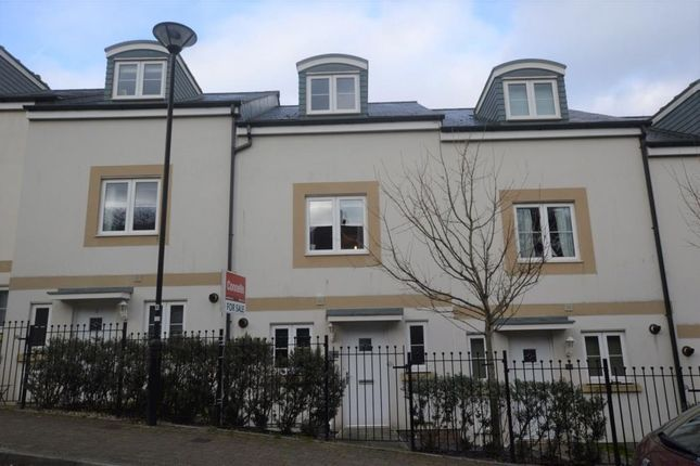 Thumbnail Terraced house to rent in Wilson Terrace, Barton Road, Torquay, Devon