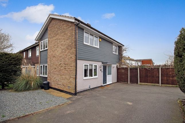 3 bed end terrace house for sale in Worthing Road, Laindon, Basildon SS15