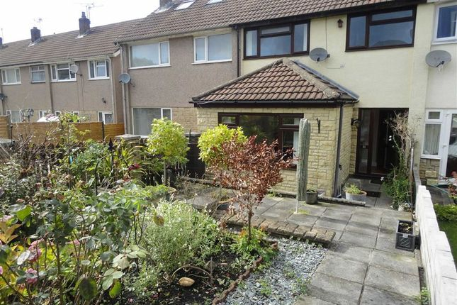 Thumbnail Terraced house to rent in St. Christophers Drive, Caerphilly
