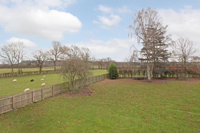 Garden And Views of Chelford Road, Alderley Edge, Cheshire SK9