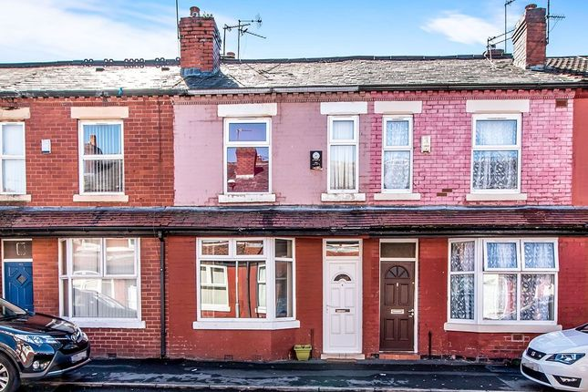 Thumbnail Terraced house for sale in Cadogan Street, Rusholme, Manchester