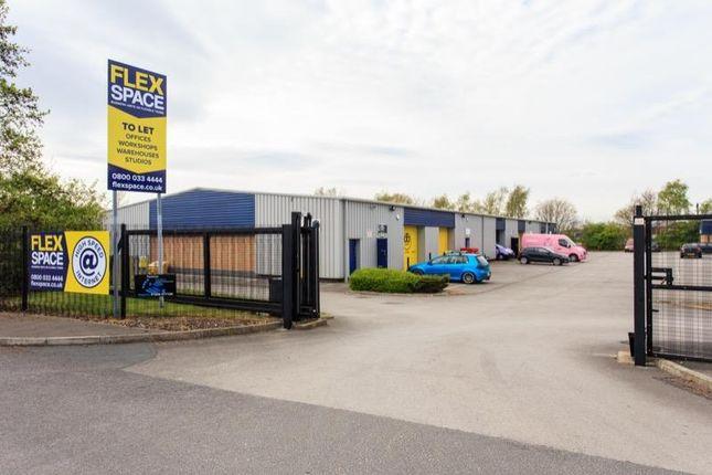 Thumbnail Office to let in Flexspace Dinnington, Nobel Way, Monksbridge Road, Dinnington