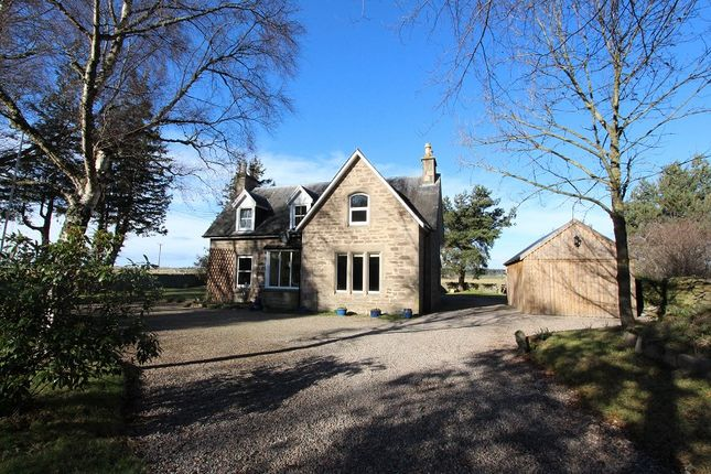 Thumbnail Detached house for sale in Dalcross, Inverness