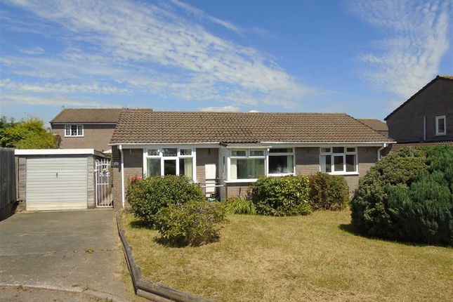 Thumbnail Detached bungalow for sale in Heol Seion, Llangennech, Llanelli