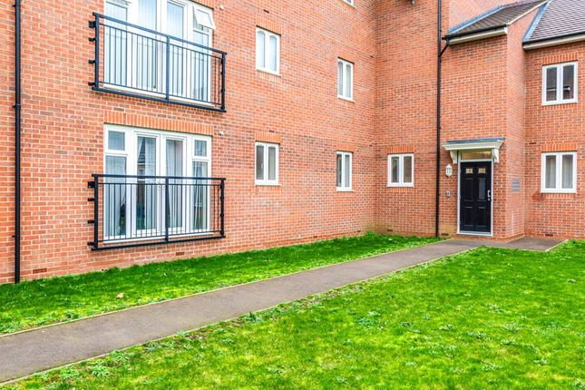 Thumbnail Flat for sale in Beauvais Avenue, Shortstown, Bedford