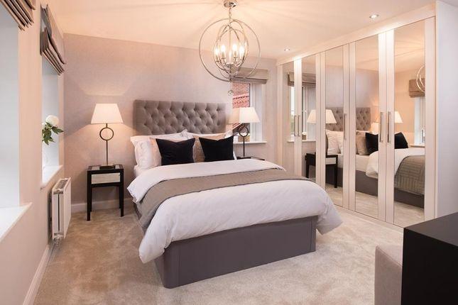 """Master Bedroom of """"Cambridge"""" at Rykneld Road, Littleover, Derby DE23"""