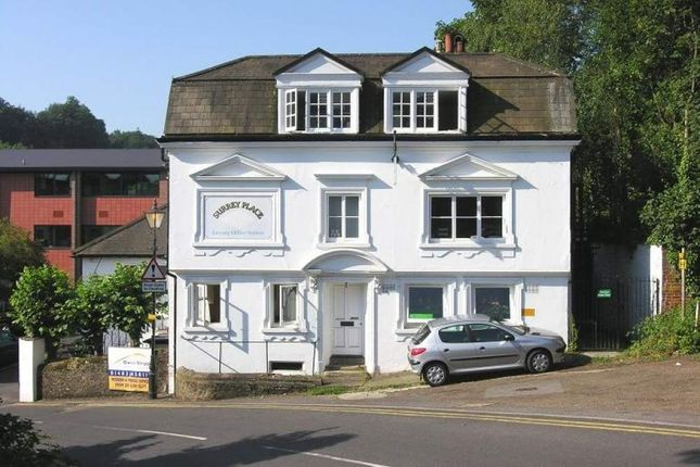 Thumbnail Office to let in Surrey Place Mill Lane, Godalming