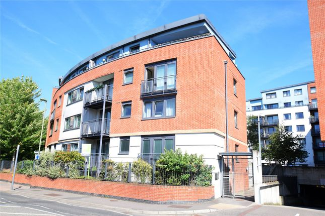 Thumbnail Flat for sale in The Courtyard, Southwell Park Road, Camberley, Surrey