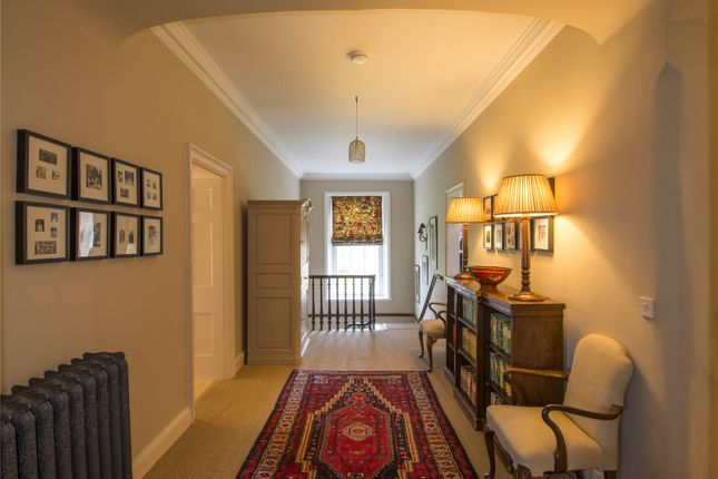 Upstairs of Duntisbourne Abbots, Cirencester, Gloucestershire GL7