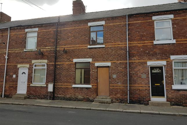 Thumbnail Terraced house for sale in Eighth Street, Horden, Peterlee