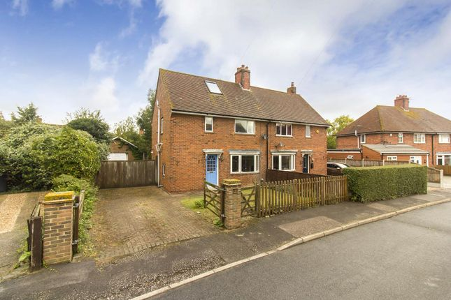 3 bed semi-detached house for sale in Ash Crescent, Hersden, Canterbury