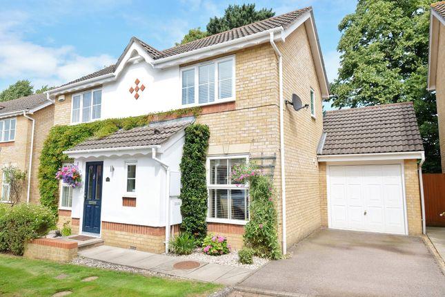 Thumbnail 3 bed detached house for sale in Penhale Close, Farnborough, Orpington