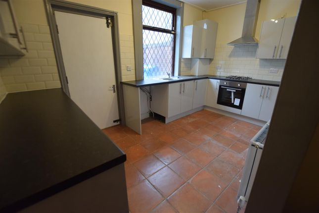 Kitchen of Sexton Street, Heywood OL10