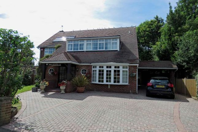 Thumbnail Detached house for sale in St. Peters Road, Hayling Island