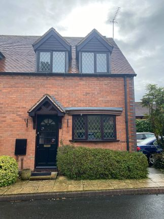 Thumbnail End terrace house for sale in Harris Mews, Henley In Arden