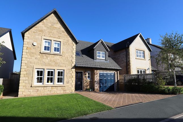 Thumbnail Detached house for sale in Armitage Way, Galgate, Lancaster