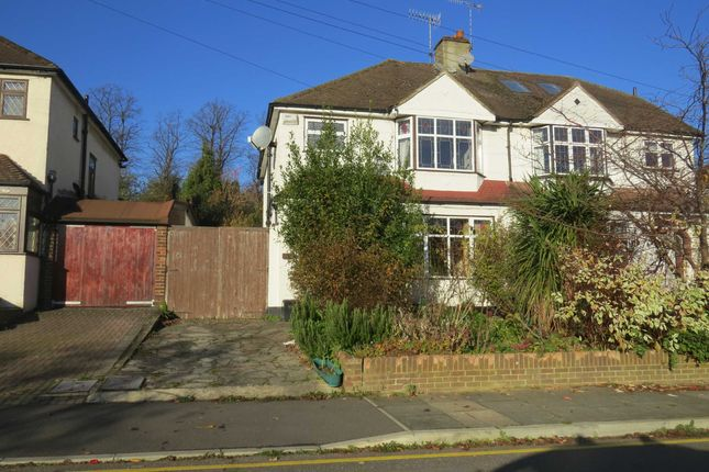 3 bed semi-detached house for sale in Vinson Close, Orpington