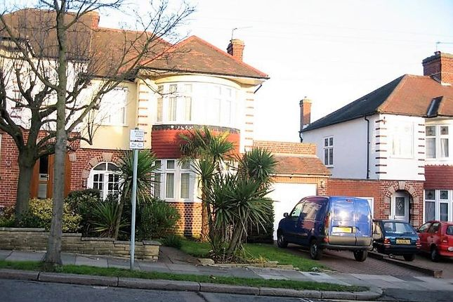 Thumbnail Semi-detached house to rent in South Lodge Drive, London