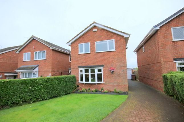 4 bed detached house for sale in Belvoir Avenue, Stoke-On-Trent