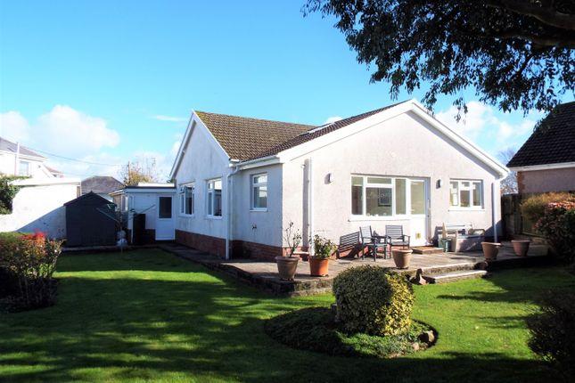 Thumbnail Bungalow for sale in 16 Hilland Drive, Murton, Swansea