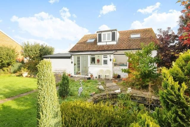 Thumbnail Detached bungalow for sale in Kingstone, Herefordshire