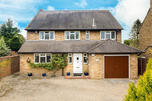 Thumbnail Detached house for sale in Hexton, Hitchin