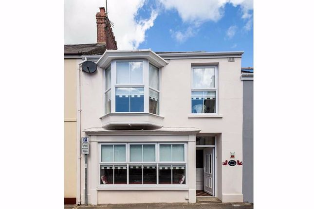 4 bed terraced house for sale in Dragon Cottage, 7, Trafalgar Road, Tenby, Pembs SA70