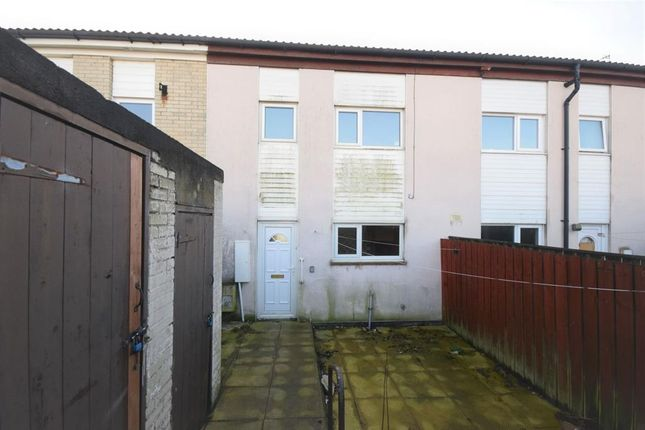 Rear External of Duddon Close, Peterlee, County Durham SR8