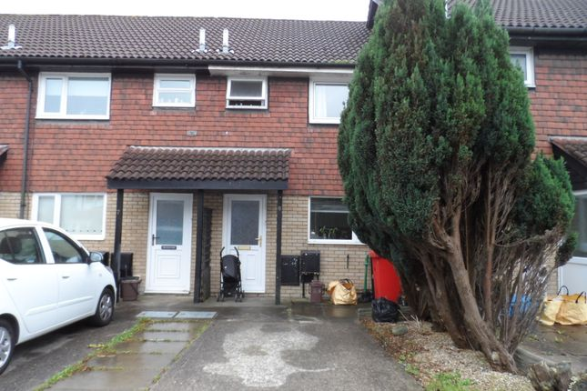 Thumbnail Terraced house to rent in Garden Court, Brackla