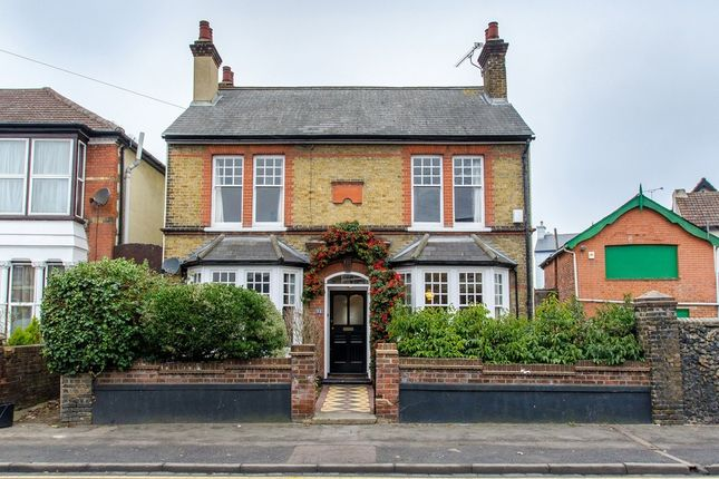 Thumbnail Detached house for sale in Darnley Road, Gravesend
