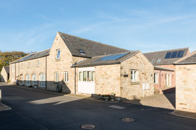 Thumbnail Barn conversion for sale in 5 The Steadings Warkworth, Northumberland