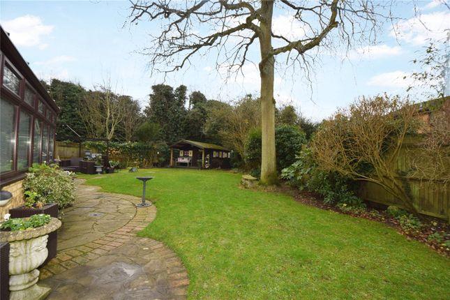 Rear Garden of The Briars, West Kingsdown, Sevenoaks, Kent TN15