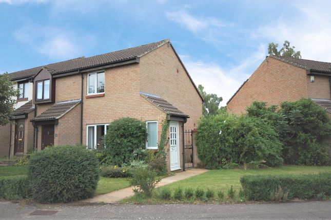 Thumbnail End terrace house for sale in Charlton Park Drive, Cheltenham, Gloucestershire