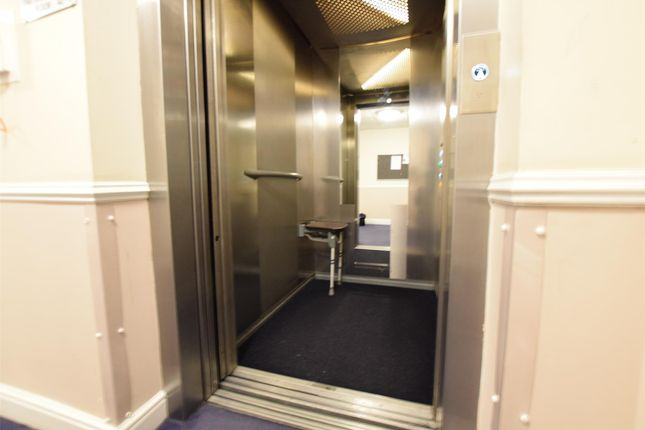 Lift With Seat of Gibson Court, Regarth Avenue, Romford RM1