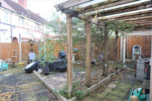 Rear Garden of Norman Road, Smethwick B67