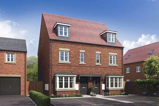 Thumbnail Semi-detached house for sale in Harworth, South Yorkshire